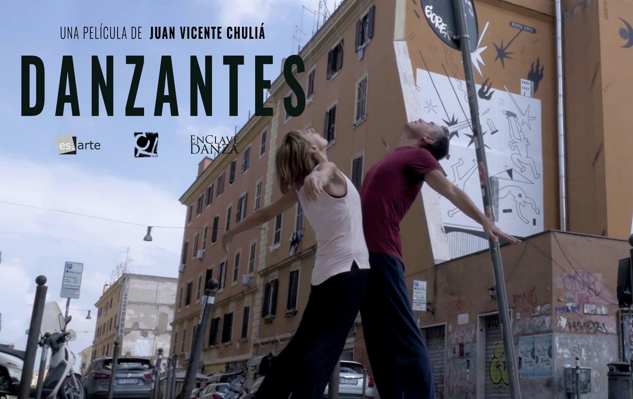 """PROIEZIONE FILM """"Danzantes"""""""
